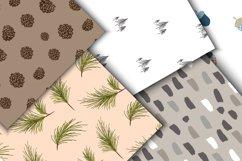 Woods Rhapsody Seamless Patterns Product Image 2