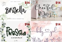 ALL FONT COLLECTION Product Image 5