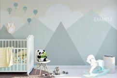 Kids Wall & Frames Mockup - BUNDLE Product Image 6