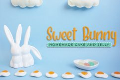Honey Candy   Natural Handwritten Font Product Image 5