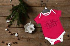 Infant/Baby Bodysuit Mockups-3   PNG  Baby Onsie Mockup Product Image 2