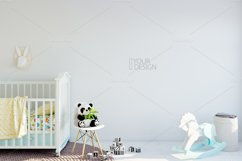 Kids Wall & Frames Mockup - BUNDLE Product Image 4