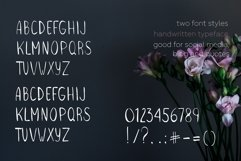 Giggle handwritten typeface.  Product Image 6