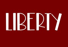 Freedom - A Fun Patriotic Font Product Image 4