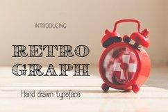 Retroghaph font Product Image 1