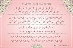 Web Font caalifah script Product Image 6