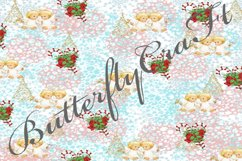 Christmas Clipart, Angels Clipart Teal Product Image 3