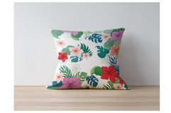 Tropical seamless patterns Product Image 3