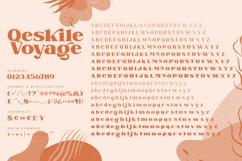 Qeskile Voyage Product Image 6