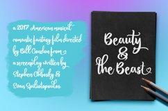 Bitten Amore - Script Font Product Image 4