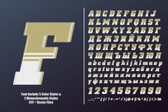OTF color font - Fargo Product Image 2