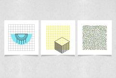 Neon geometric shape,poster,patten Product Image 17