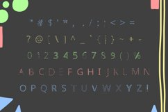 Playgame - childish handwritten font in ttf, otf Product Image 2