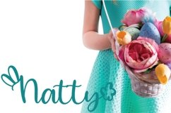 Web Font Rabbity - A Spring Font With Ears & Cotton Tails Product Image 2