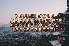 Asian font / japanese style / handmade font. Product Image 6