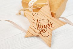 Thank You Calligraphy Lettering Collection Product Image 3