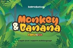 Monkey & Banana Product Image 1