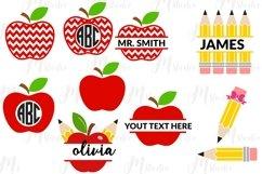 Teacher SVG Bundle, Best Seller. Product Image 6