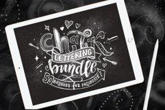 Realistic Chalk Drawings & Lettering Product Image 1