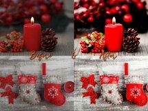 CHRISTMAS Lightroom Presets Bundle for Mobile and Desktop Product Image 24