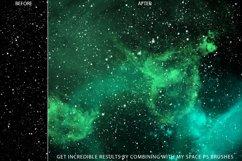 Nebula Photoshop Brushes Product Image 4