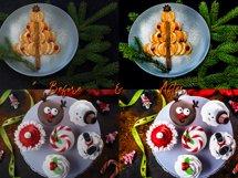 CHRISTMAS Lightroom Presets Bundle for Mobile and Desktop Product Image 22