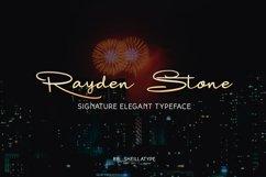Raydenstone Signature Fonts Product Image 3