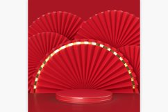 Chinese New Year Mockup Scene Product Image 2