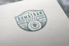 12 Coffee Logo and Badge Templates Product Image 6