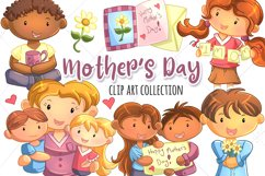 Mother's Day Clip Art Collection Product Image 1