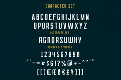 Courager Typeface (8 Fonts!) Product Image 3