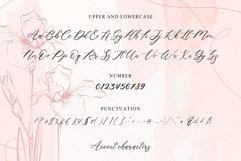 Natural Garden Modern Script Font Product Image 6
