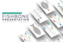 Fishbone Presentation - Infographic Template Product Image 1