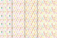 Watercolor icecream Product Image 5