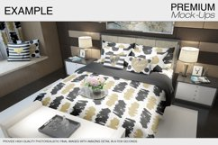 Bedding Mockup Set Product Image 4