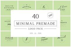 1200 Premade Logos Mega Bundle Product Image 10