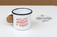 The Abracadabra Typeface Product Image 4