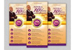 Clergy Anniversary Template Bundle Product Image 3
