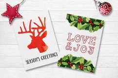 6 Fonts Christmas Collection Product Image 5