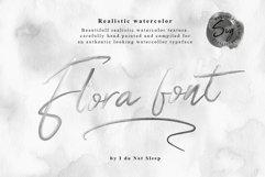 Flora SVG Font Product Image 2