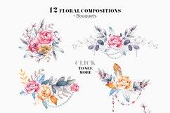 FLORA - Pretty Pions & Succulents Bundle Product Image 5