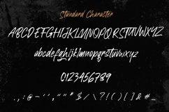 Gratosca Morgan Brush Font Product Image 5