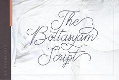 Abbassy Script // Monoline Font Product Image 2