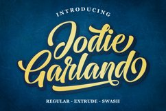 Jodie Garland Script Product Image 1