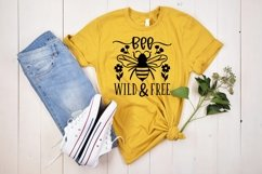Bees and Honey SVG Bundle - 10 Designs Product Image 5