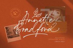 Annette Bradford - Ballpoint Script Product Image 1