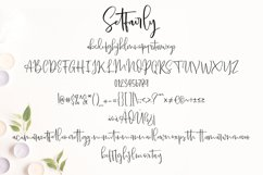 Setfairly | Handwriting Script Font Product Image 6