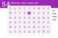 Drink Icons set Product Image 2