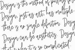 Classyday Monoline Script Font Product Image 6