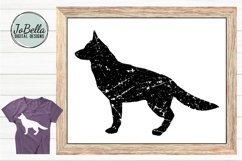 German Sheperd SVG, Printable & Sublimation Design Product Image 2